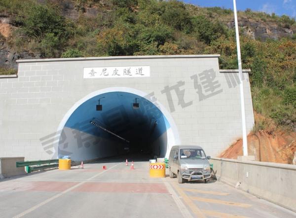 查尼皮隧道