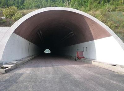 隧道防火涂料施工工艺